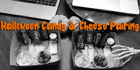 Virtual Cheese & Halloween Candy Pairing tickets