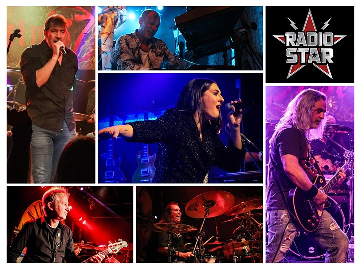 FREE SHOW!! Radiostar w/ special guest Hitlist image