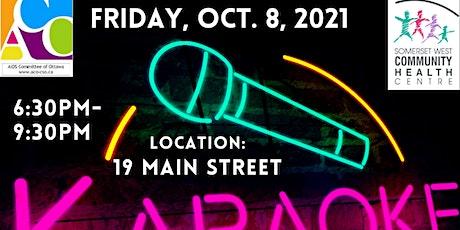 ACB Karaoke Night tickets