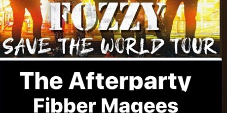 Fozzy Afterparty Dublin tickets
