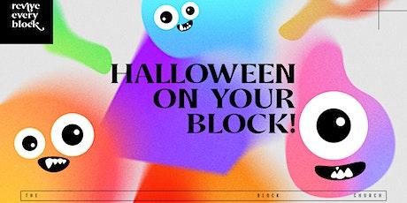 Halloween  on Your Block tickets