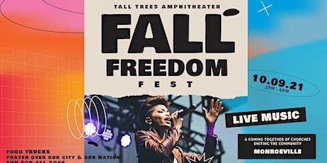 FALL FREEDOM FEST tickets