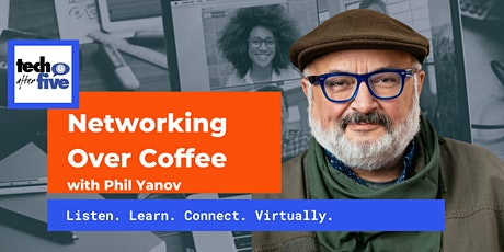 Networking Over Coffee tickets