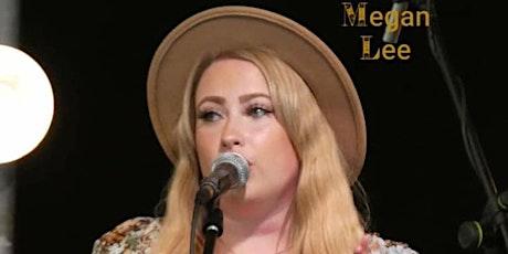 Megan Lee - Live Music at  The Beach Hut Cafe Bar at Preston Marina tickets