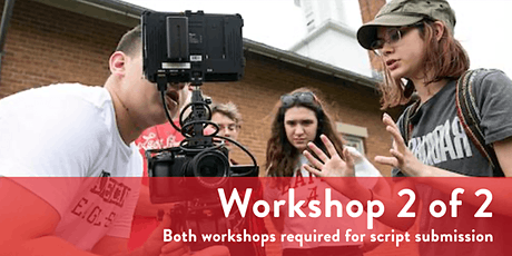 Gateway Entertainment Youth Scriptwriting Workshop & Competition - Class 2 tickets