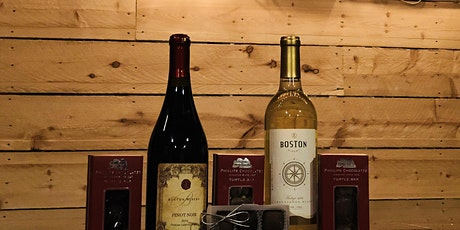 Wine and Chocolate Pairing tickets