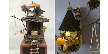 Make a fairy house night light tickets