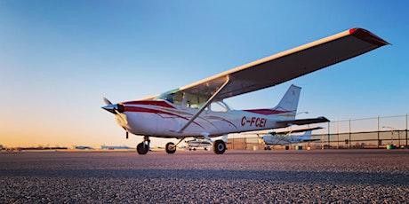 Montréal City Tour in a Cessna billets