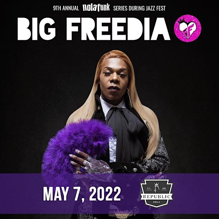 Big Freedia image
