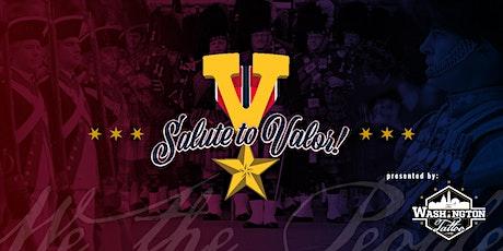 "The Washington Tattoo Presents ""Salute to Valor"" tickets"