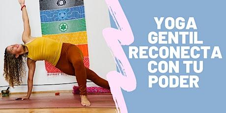 Yoga Gentil Para Principiantes | Reconecta Con Tu Poder boletos