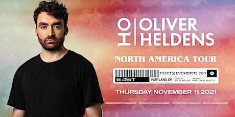 OLIVER HELDENS tickets