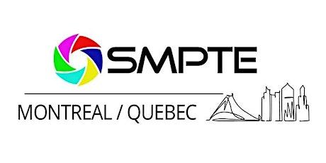 Soirée SMPTE - Retrouvailles 2021 / 2021 Get together - SMPTE Evening billets
