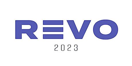REVO 2023 tickets