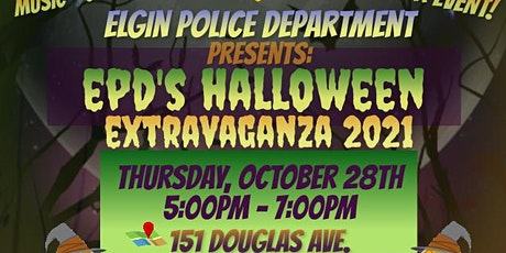 Halloween Extravaganza 2021 tickets