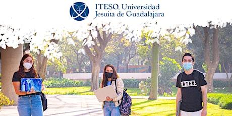 Talleres de Orientación Vocacional ITESO, Modalidad Virtual, Otoño 2021 boletos