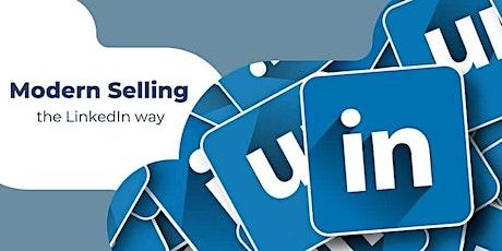 Modern Selling: The LinkedIn Way Tickets