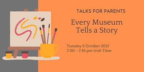 Every Museum Tells a Story tickets