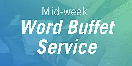 ANFGC Halifax Mid-week Word Buffet Service tickets