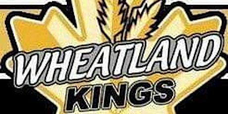 Wheatland Kings vs Okotoks Bisons tickets
