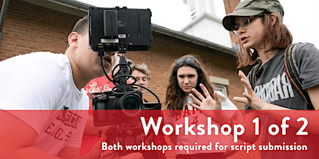 Gateway Entertainment Youth Scriptwriting Workshop & Competition - Class 1 tickets