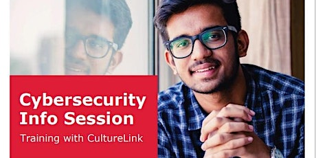 Info Session: Cybersecurity Training Program with CultureLink tickets