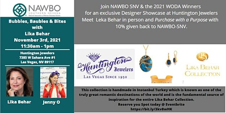 Exclusive Shopping Experience with Lika Behar at Huntington Jewelers tickets