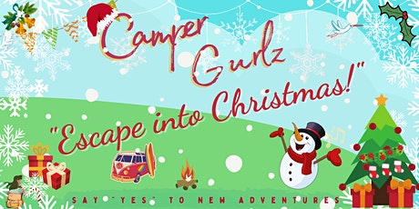 """Escape into CHRISTMAS!""  December 10 -12 tickets"
