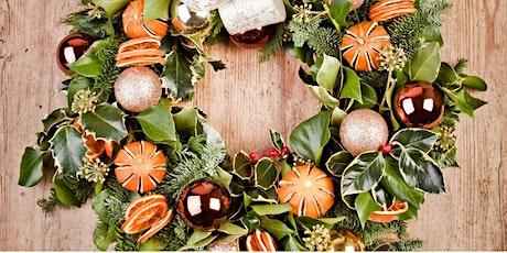 Holiday Wreath Making Workshop tickets