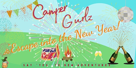 """""""Escape into the NEW YEAR!""""  January 7-9 tickets"""