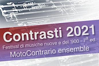 Festival Contrasti - MOTOCONTRARIO TRIO biglietti