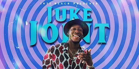 Juke Joint Playa ⦿ Dine Dance Play ⦿  Inti Beach boletos