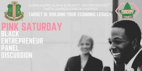 AKA Theta Lambda Omega - Black Entrepreneur Panel Discussion tickets