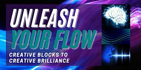 Unleash Your Flow tickets