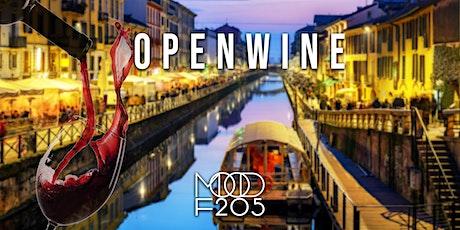Milano Wine Week 2021 - OPENWINE in Dasena biglietti