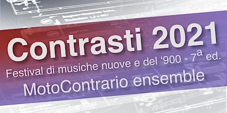 Festival Contrasti - LabMusCont + MotoContrario biglietti