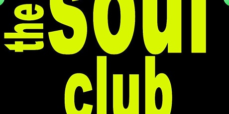 The Soul Club - It's Time To Dance tickets