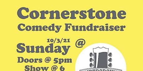 Cornerstone Comedy Fundraiser tickets
