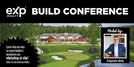 eXp Build Conference tickets
