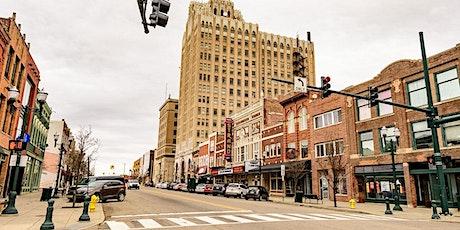 Metro City Walking Tour: Downtown Pontiac tickets