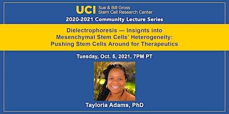 IN-PERSON Registration— Insights into Mesenchymal Stem Cells' Heterogeneity tickets