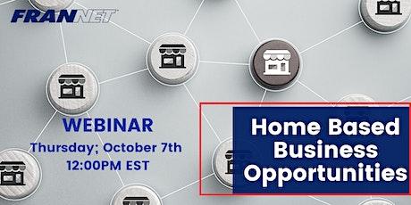 WEBINAR: Home Based Business Opportunities Washington DC, Richmond Areas tickets