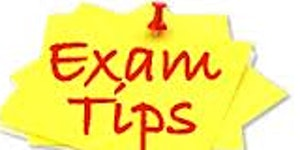 Exam Tips for Success