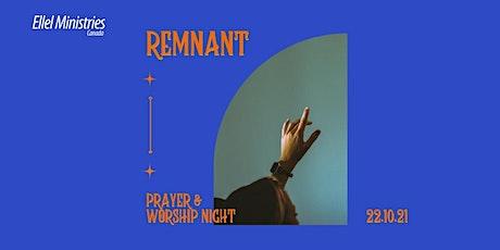 Remnant Prayer + Worship Night tickets