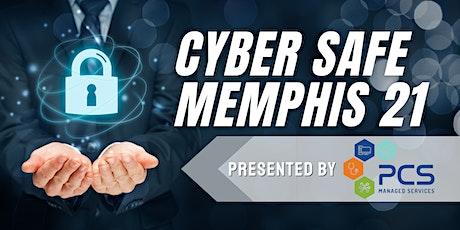 Cyber Safe Memphis 21 tickets