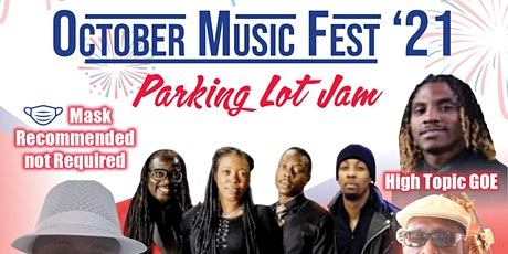 BEC PLEX OctoberFest '21 Fri. Oct 1st 8pm in the parking lot with 4 acts! tickets