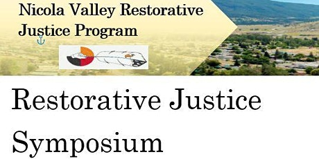 Restorative  Justice Symposium tickets