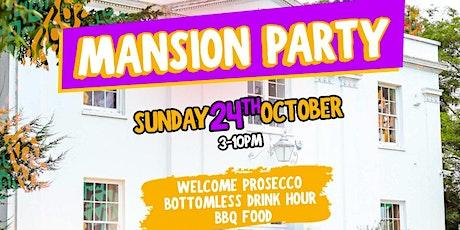 Afrobeats N Brunch Mansion Party tickets