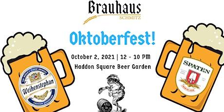 Oktoberfest at Haddon Square Beer Garden - South Jersey's Best Oktoberfest tickets