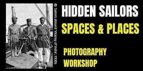 Hidden Sailors - Spaces & Places tickets